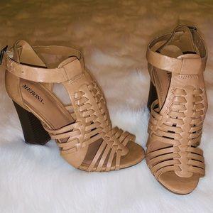 Merona heeled sandal